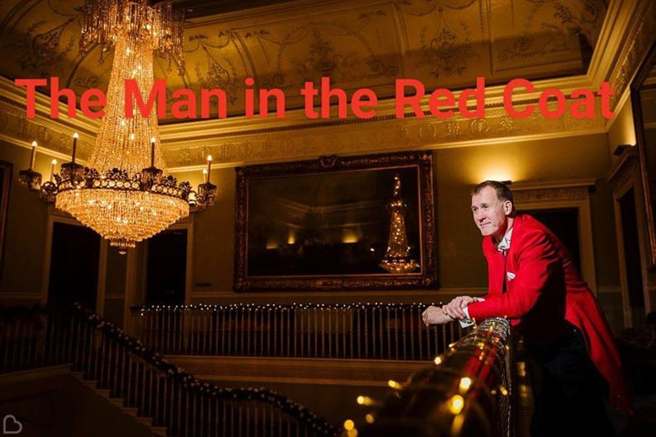 Toastmaster James Hasler - The Man in the Red Coat