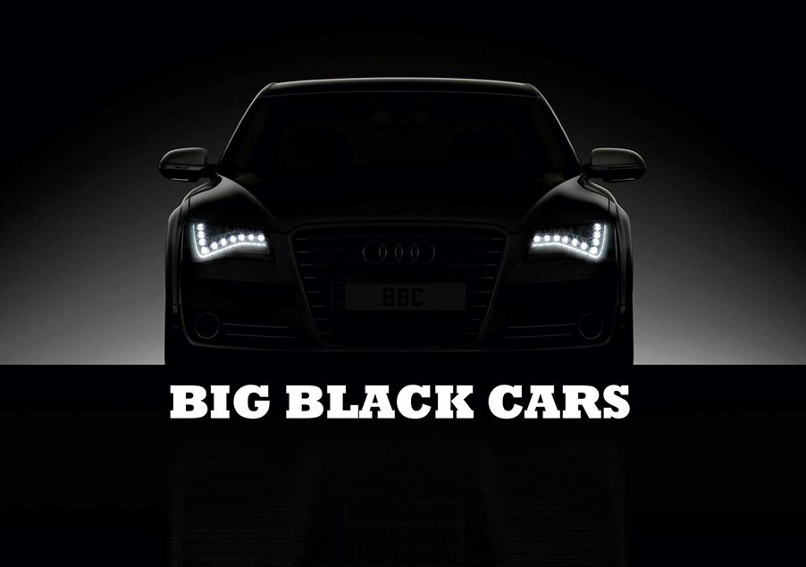 Big Black Cars