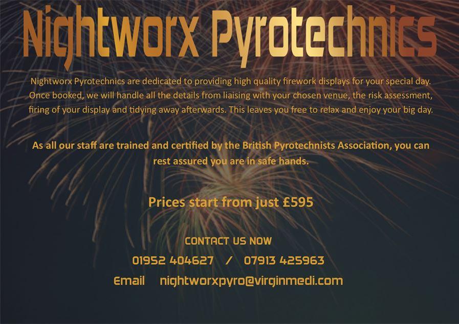 Nightworx Pyrotechnics