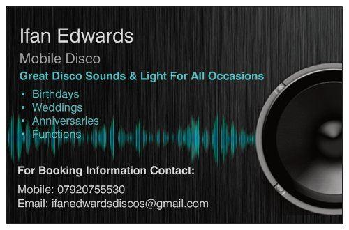 Ifan Edwards Mobile Discos